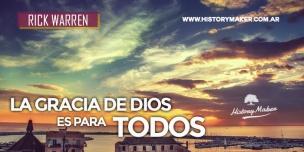 La-Gracia-de-Dios-es-para-Todos-Por-Rick-Warren