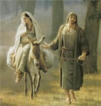 jose-y-maria-sobre-un-burro